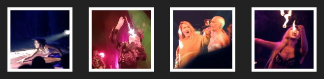 Circus of Horrors at FearFest-Evil