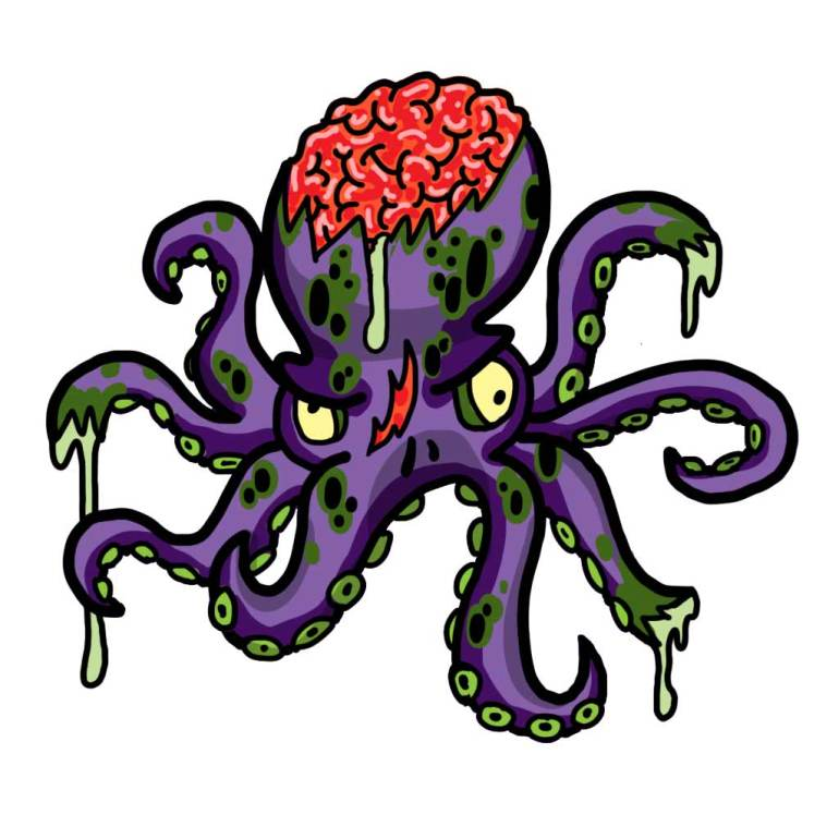 Octo Zombie