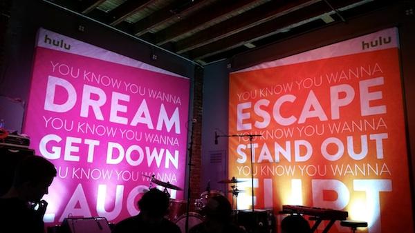 SXSW Hulu Inspiration