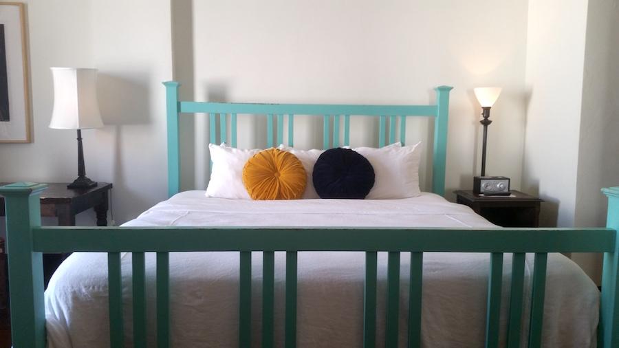 San Antonio Hotel Havana Bed