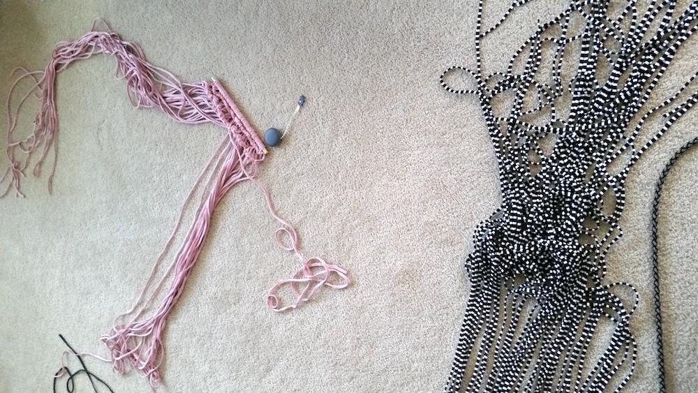 Pattern Play DIY Macrame Progress Fearless Captivations