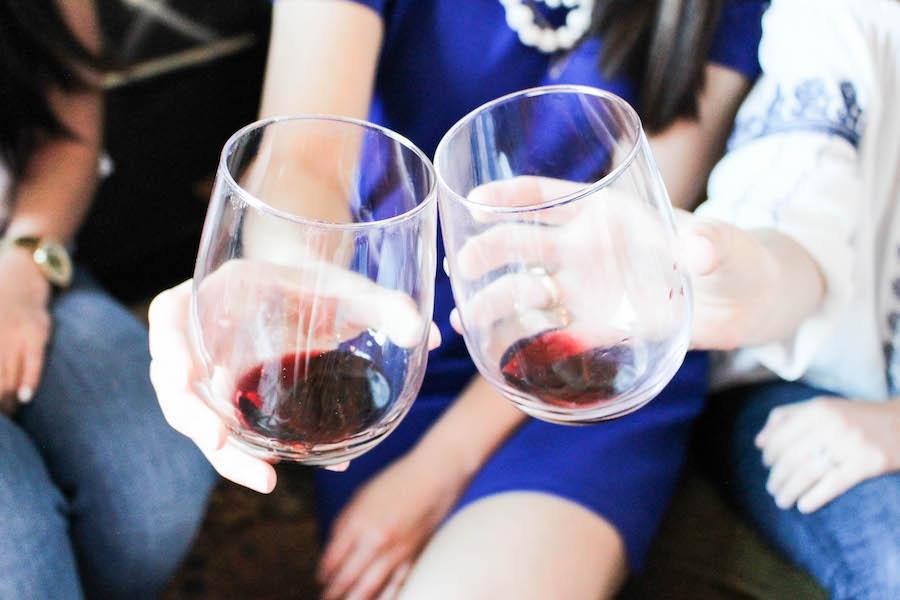 Fearless Captivations Infinite Monkey Theorem Winery Austin Wine Cheers