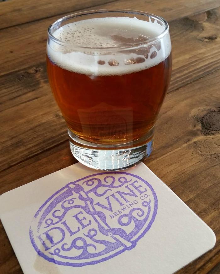 Idle Vine Brewery Austin Texas