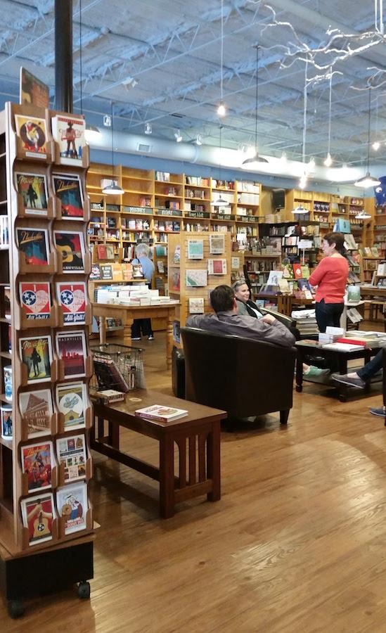Parnassus Books Nashville Tennessee