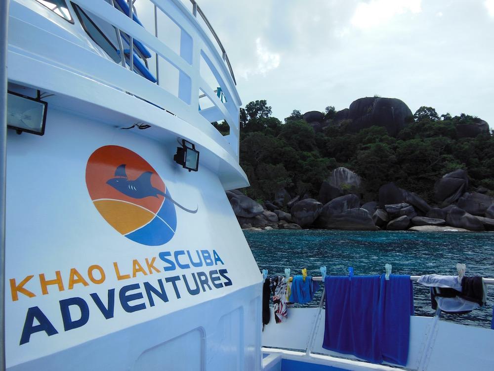 Scuba Diving Khao Lak Scuba Adventures