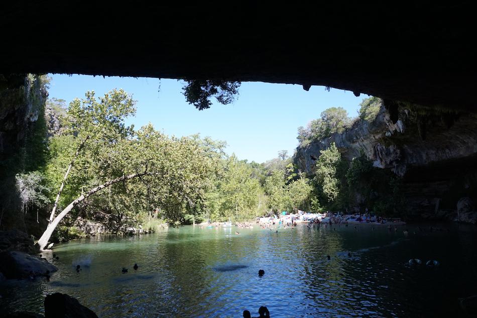 Visit Hamilton Pool in Austin, Texas