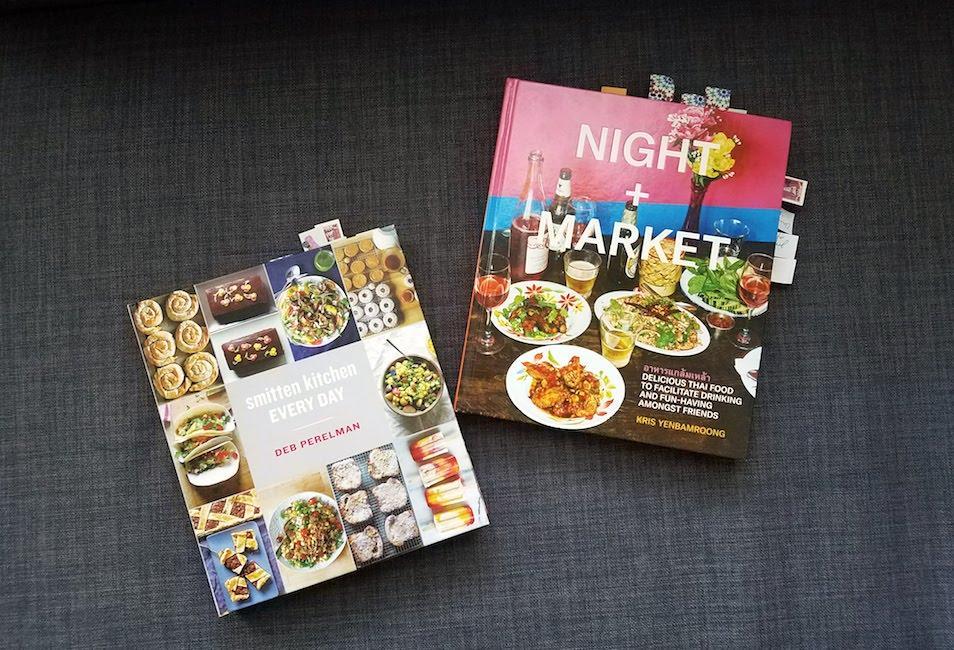 Cooking Through a Cookbook