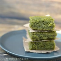 Simple Matcha Green Tea Mochi