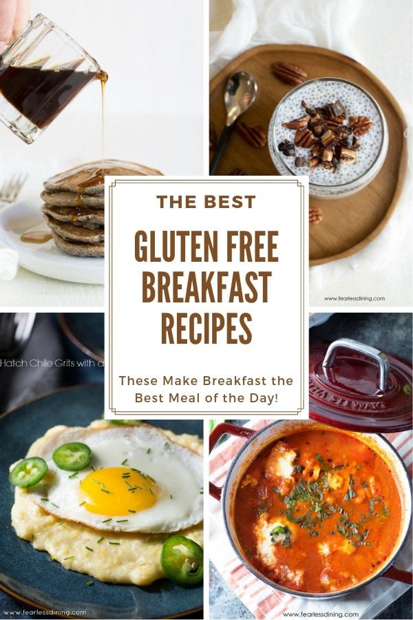 10 EASY Gluten Free Breakfast Ideas to Rock Your Morning