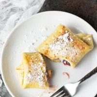 Grandma's Homemade Cheese Blintz {Gluten Free!}