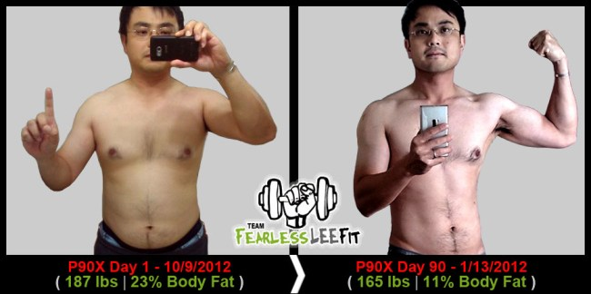 p90x-day1-day90 before after