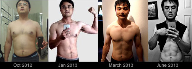 My before and after (Updated June 2013)