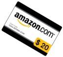 Free $20 Amazon gift card