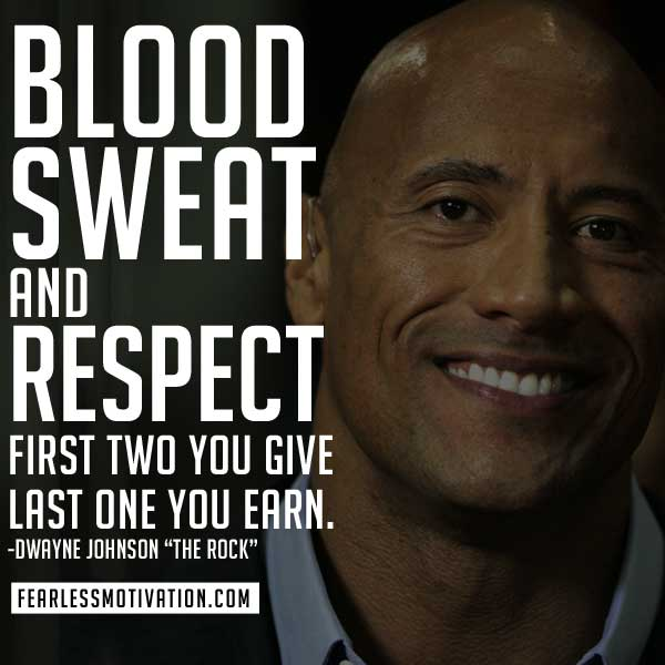 Consistency Quotes Wallpaper 10 Of The Best Motivation Quotes By Dwayne Johnson The