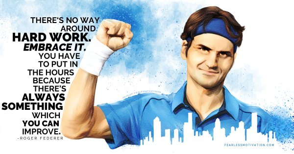 15 Inspiring Roger Federer Quotes Quotes Of A Champion
