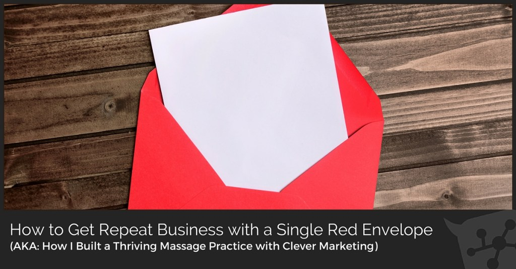 How to Get Repeat Business with a Single Red Envelope