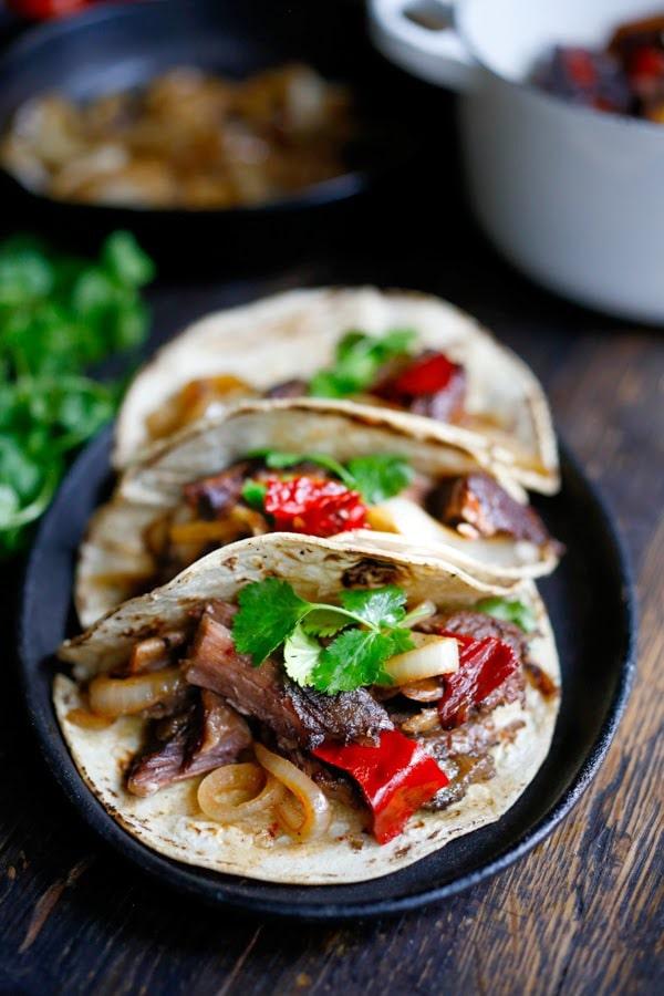 Mexican Short Rib Tacos