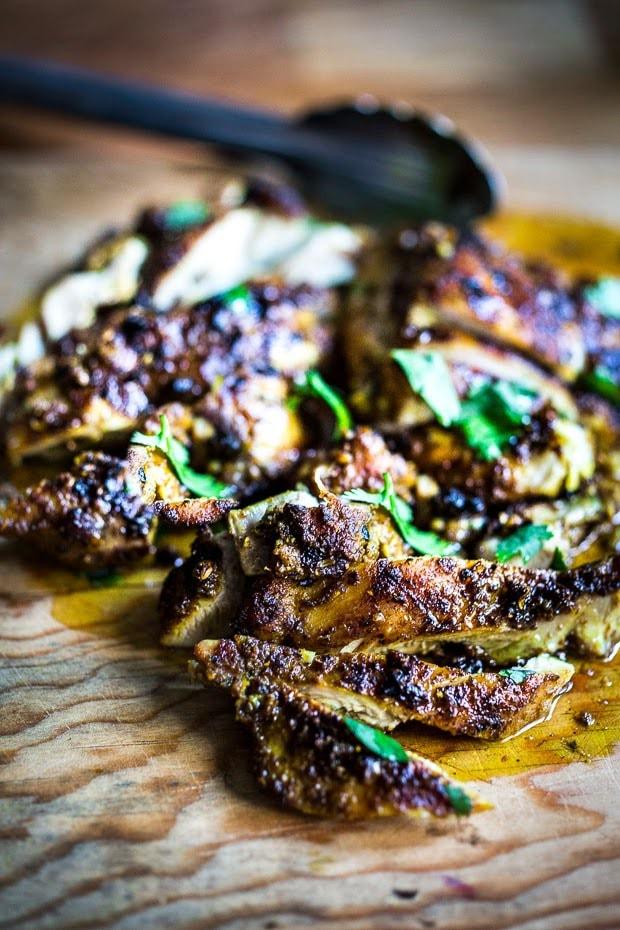 Grilled Chicken Shawarma Recipe