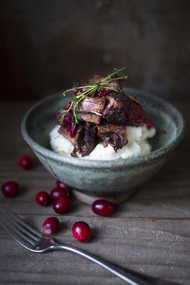 Cranberry Pot Roast