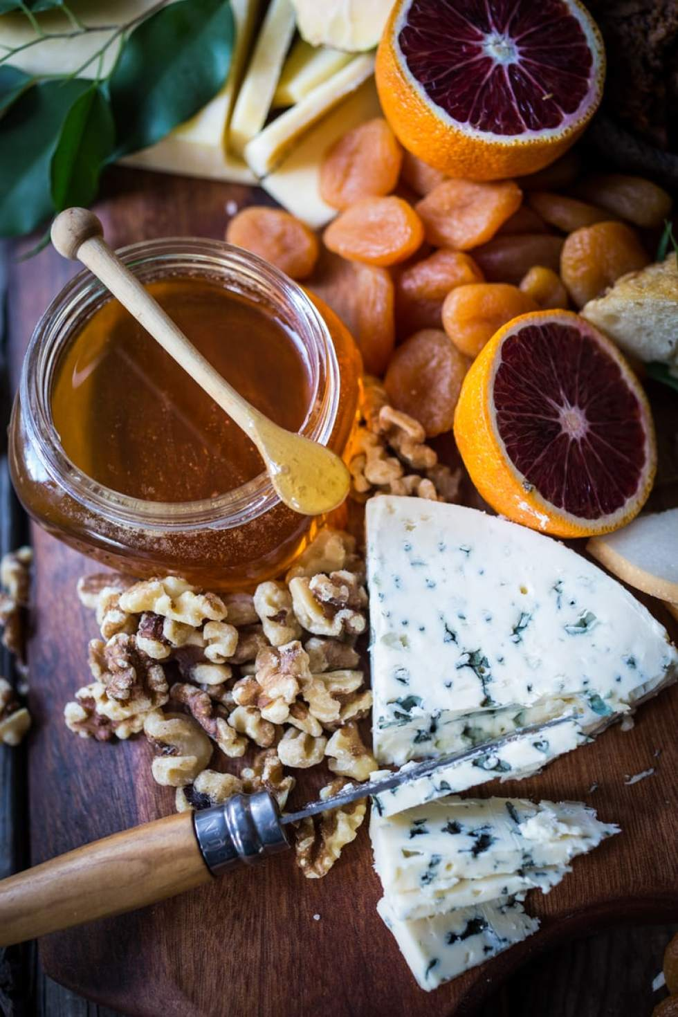 Winter Cheese Board with Blood Orange Marmalade | Feasting ...