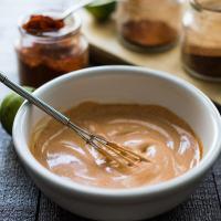 Chipotle Mayo (aka Mexican Secret Sauce)