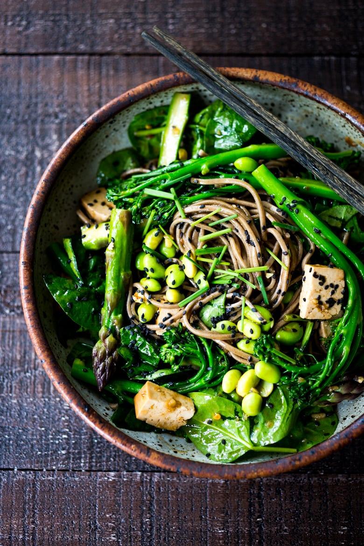 Jade Noodles
