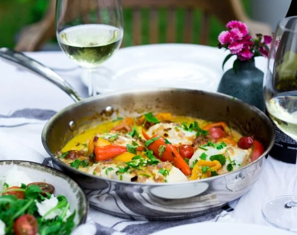 "Brazilian Fish Stew (aka ""Moqueca"")"