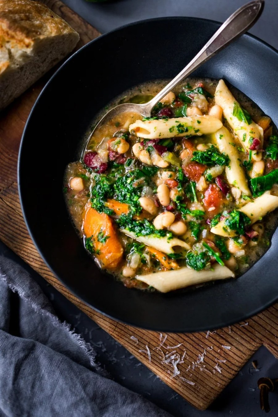 Make Life Simple, Instant Pot Minestrone