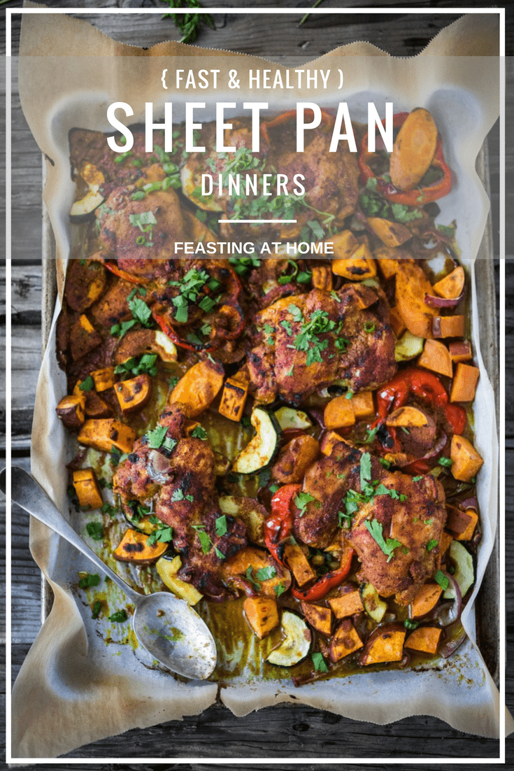 10 Sheet Pan Dinners to Make Life Simple!