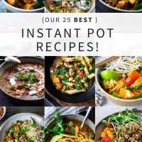 Our 25 Best Instant Pot Recipes (from around the world!)