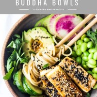20 Healthy Vegan Buddha Bowls!