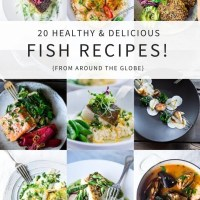 20 Simple Healthy Fish & Seafood Recipes