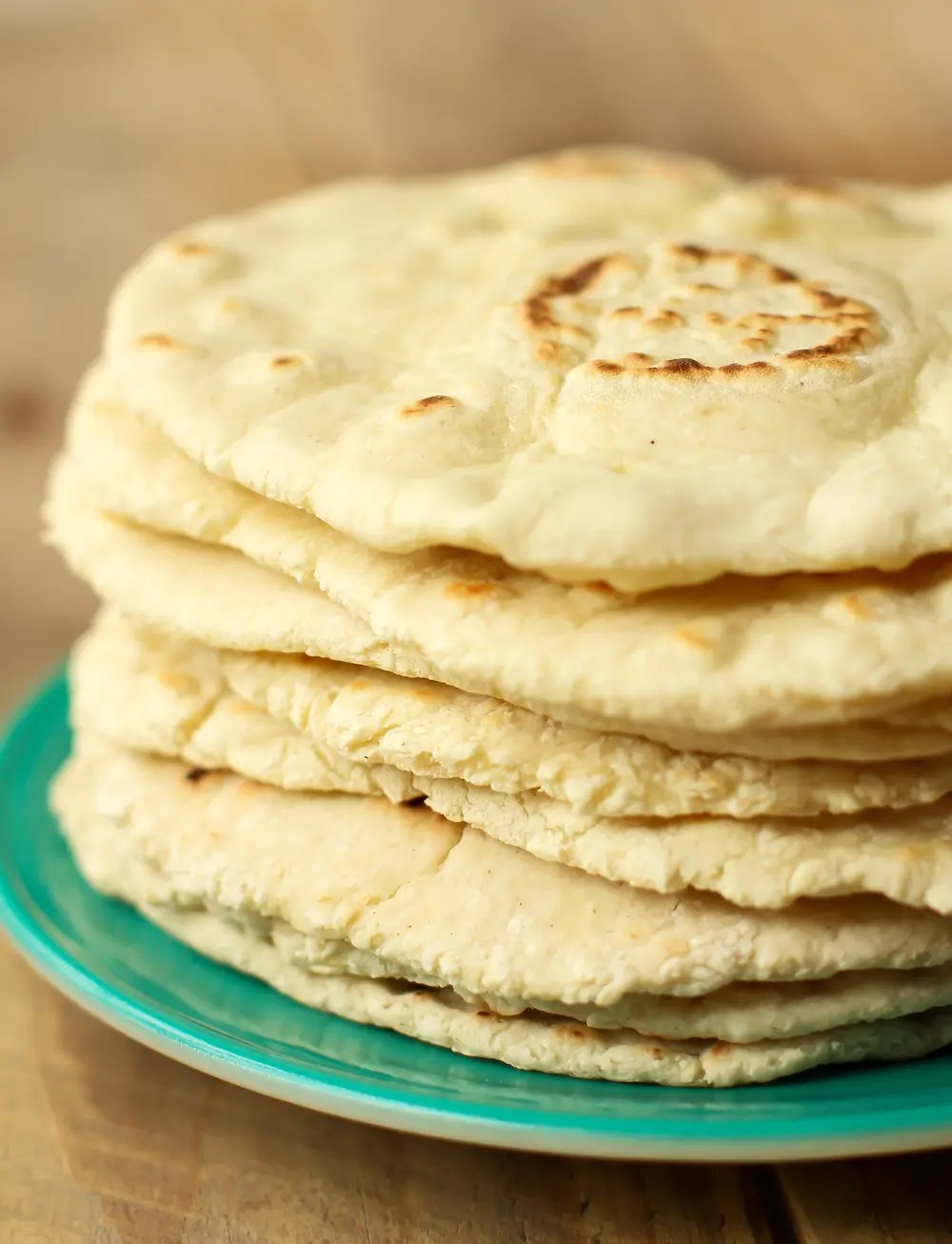 Gluten-Free Flatbread | Oil and Gum Free Recipe