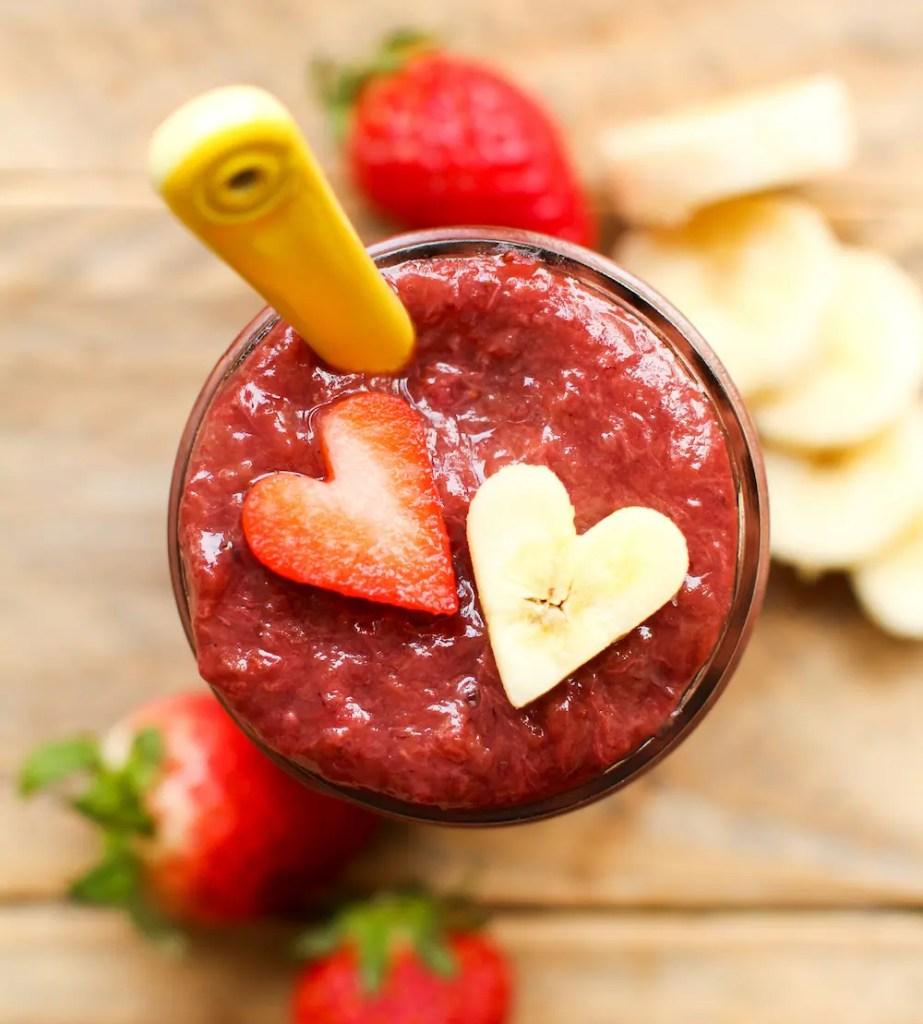 Easy Strawberry Banana Jam