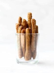 Homemade Pretzel Sticks