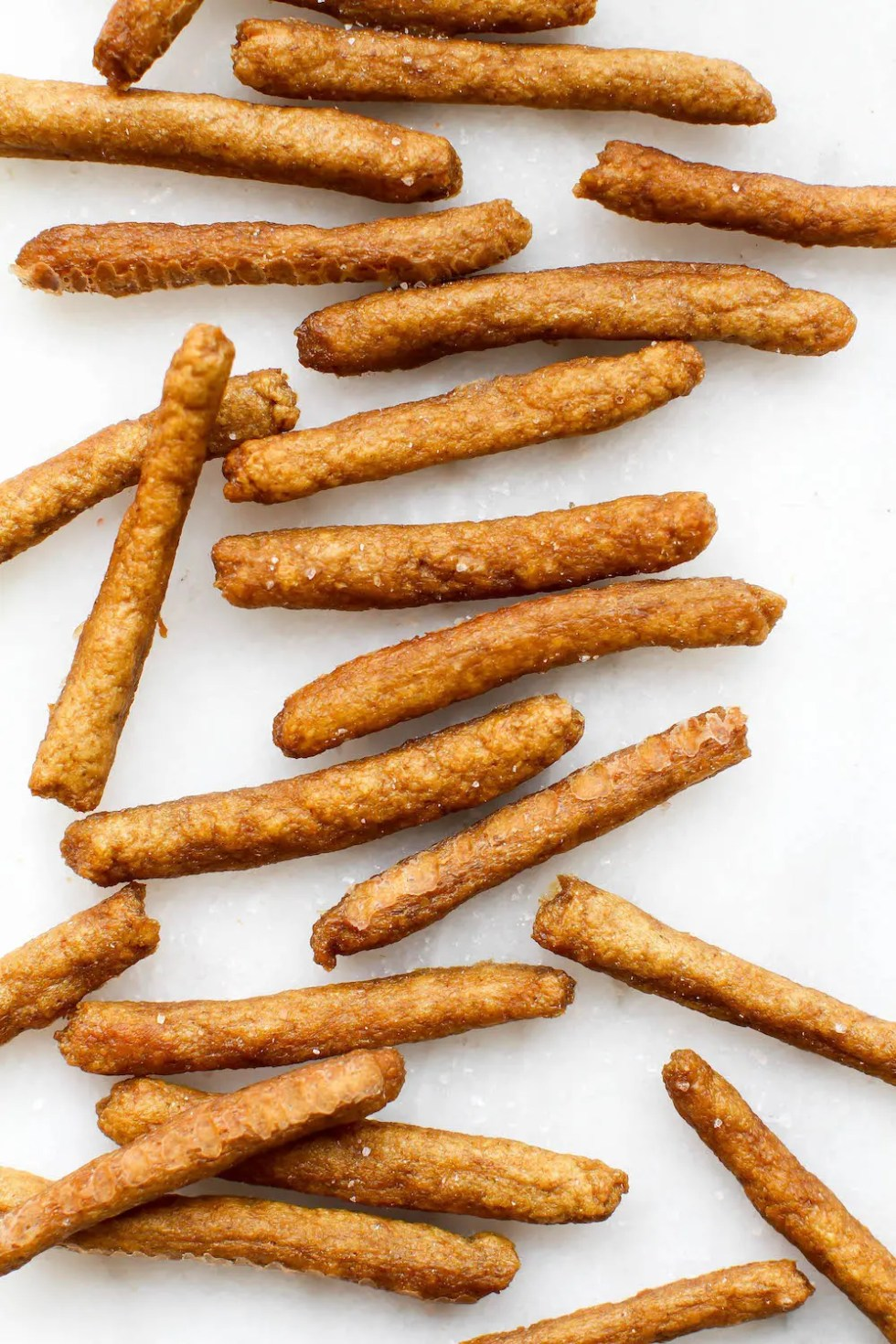 Gluten-Free Pretzel Sticks Recipe | Vegan & Oil-Free
