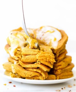 Turmeric Spice Pancakes