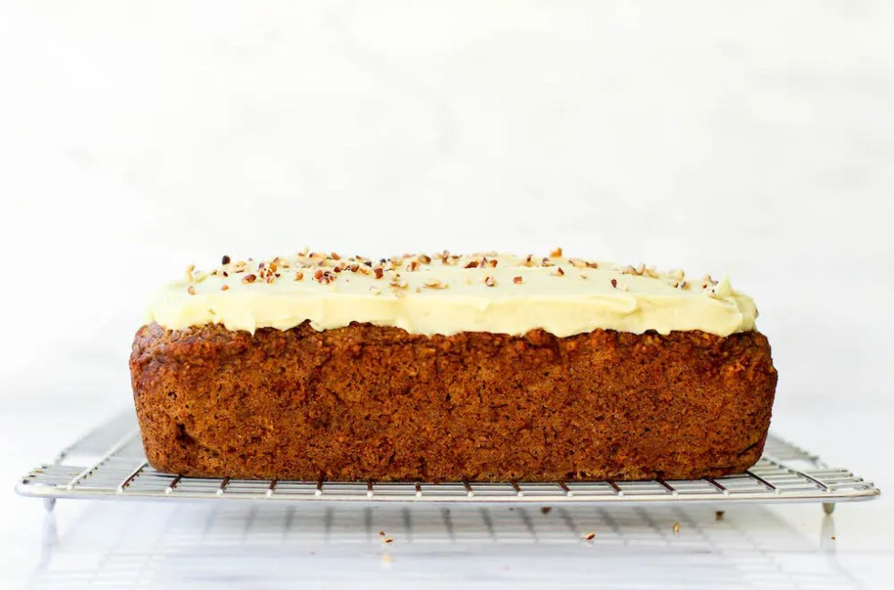 Chai Spiced Quick Bread {vegan, gluten-free, oil-free}