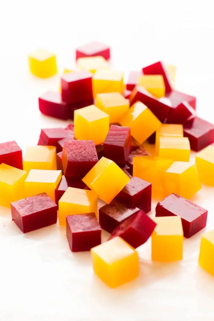 Homemade Vegan Fruit Snacks