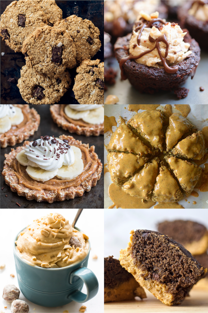 Vegan Peanut Butter Recipes
