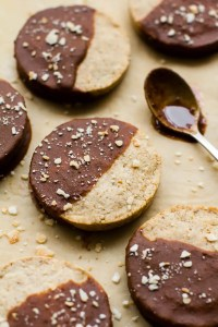 Tigernut Shortbread Cookies