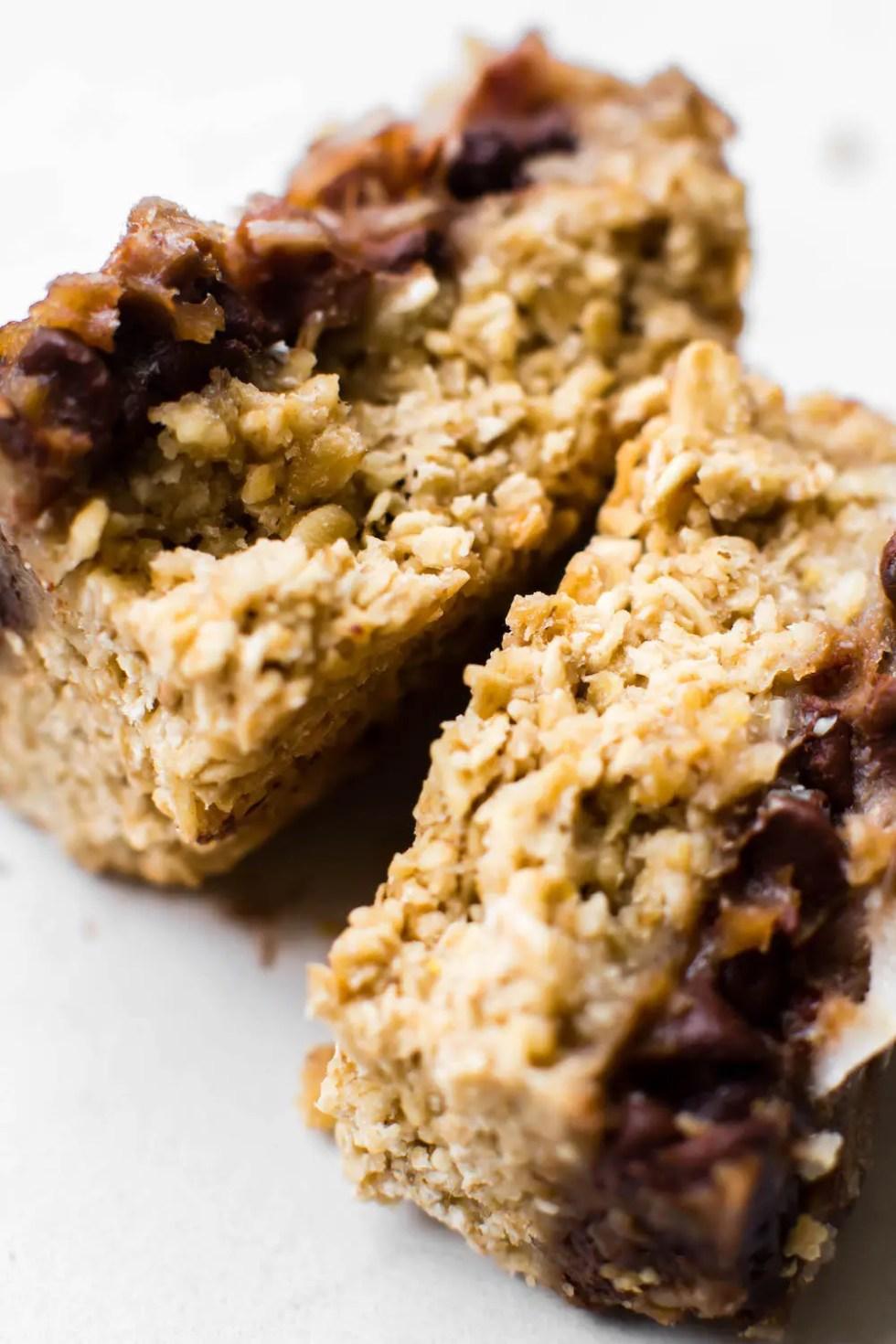 Vegan Magic Cookie Bars Without Sweetened Condensed Milk