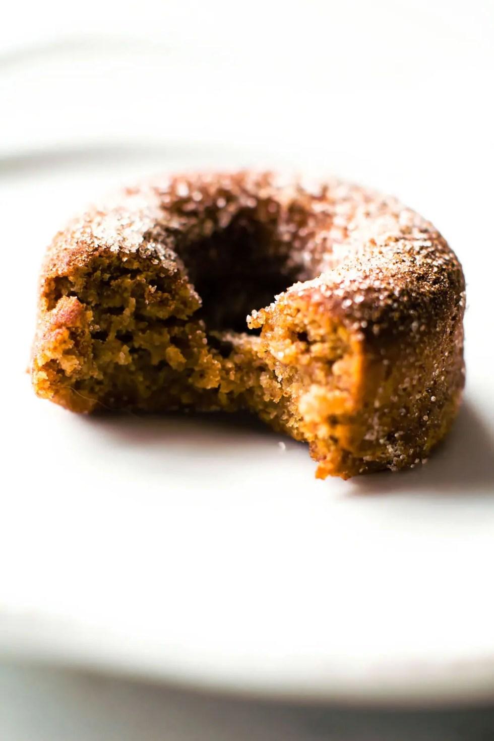 Pumpkin Gingerbread Coffee Cake