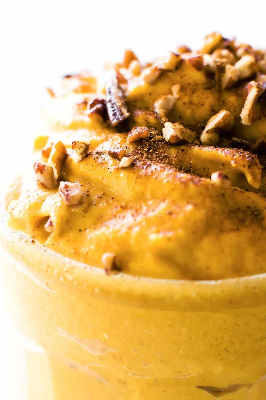 Roasted Butternut Squash Ice Cream | Feasting on Fruit