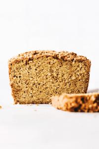 Gluten-Free Quinoa Bread