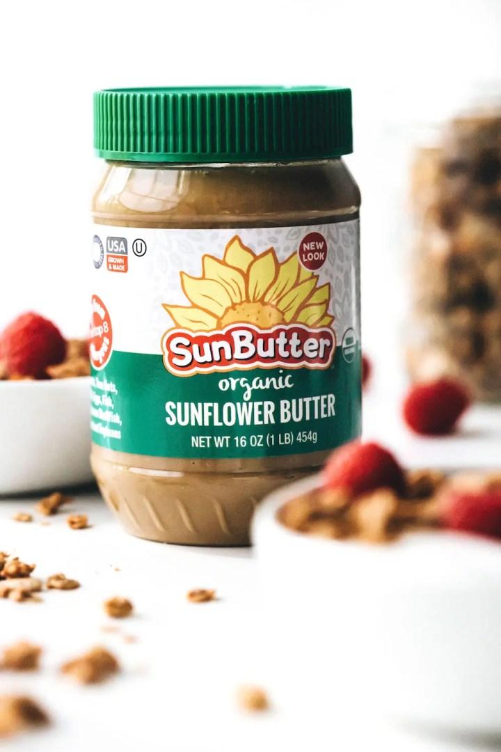 SunButter Granola