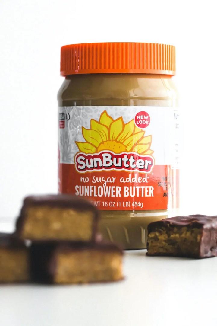 SunButter Butterfingers