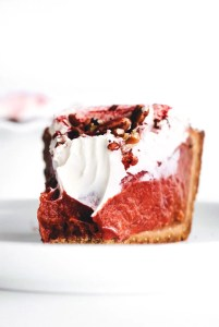 Beet Sweet Potato Pie
