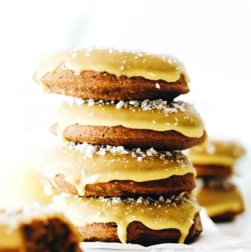 Golden Milk Donuts