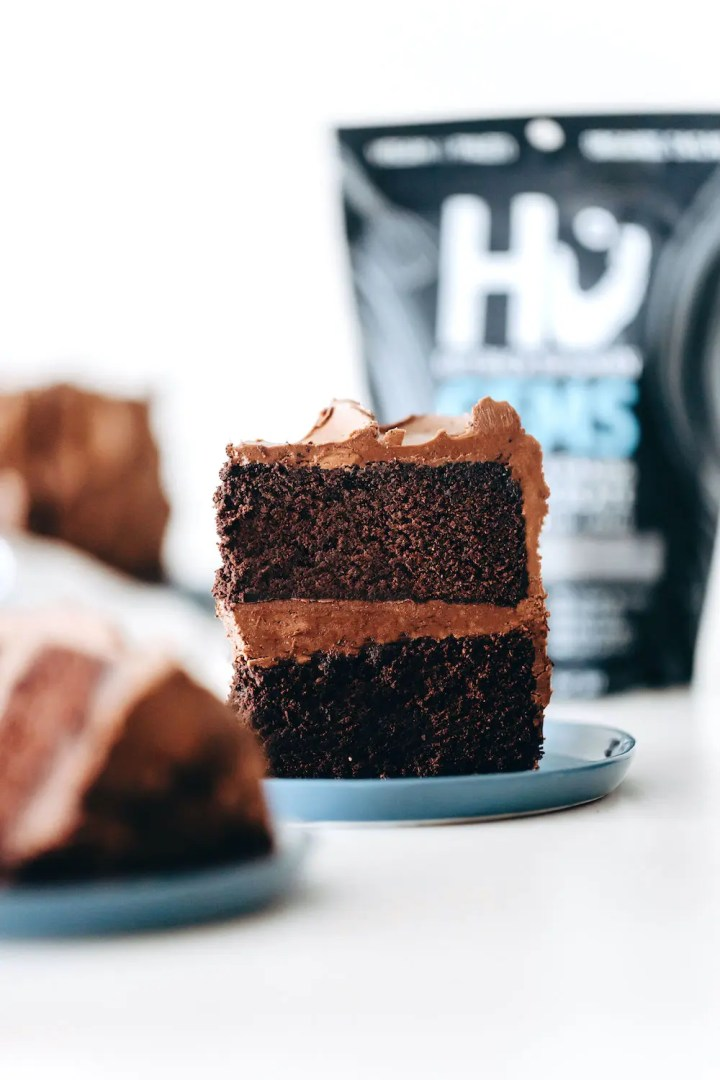 Vegan Paleo Chocolate Cake